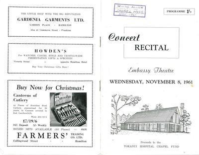 Concert Recital