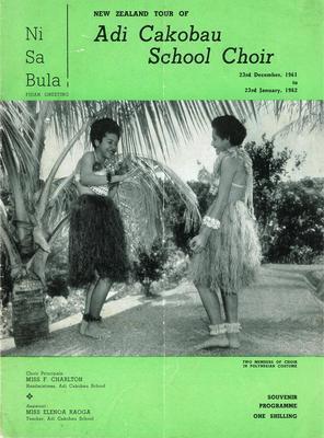 Adi Cakobau School Choir