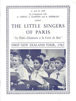 The Little Singers of Paris