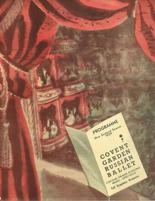 Covent Garden Russian Ballet