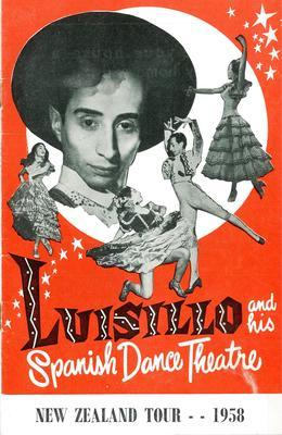 Luisillo and his Spanish Dance Theatre