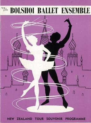 Bolshoi Ballet Ensemble