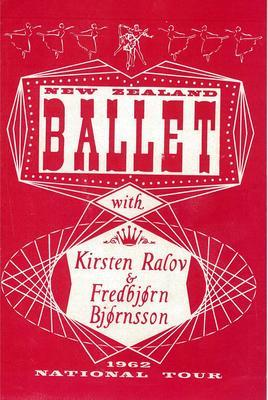 New Zealand Ballet with Kirsten Ralov & Fredbjorn Bjornsson