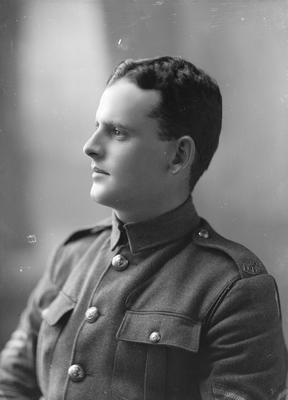 Sergeant Kenrick Charles Maclean