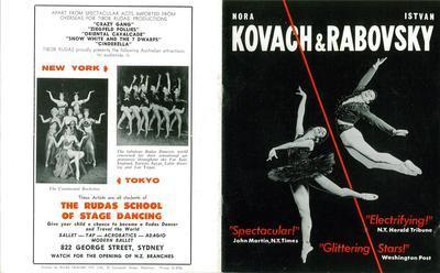 Nora Kovach & Istvan Rabovsky