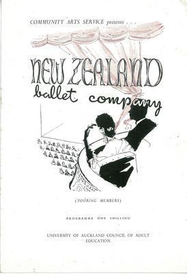 New Zealand Ballet Company