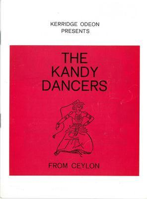 The Kandy Dancers from Ceylon