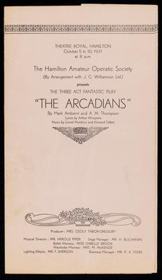 The Arcadians
