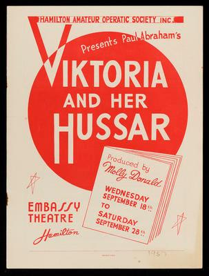 Viktoria and Her Hussar