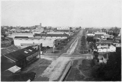 Anglesea Street c. 1933