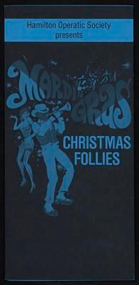 Mardi Gras Christmas Follies