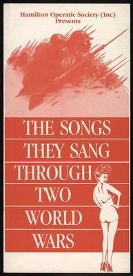 The Songs They Sang through Two World Wars
