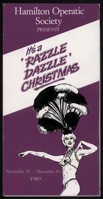 Its' a 'Razzle Dazzle' Christmas