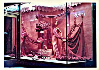 H. & J. Court window display
