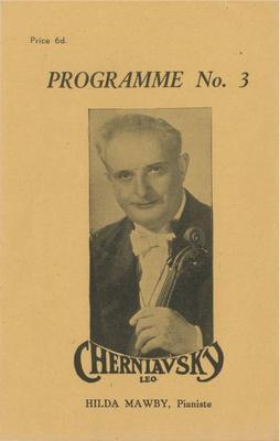 Leo Cherniavsky