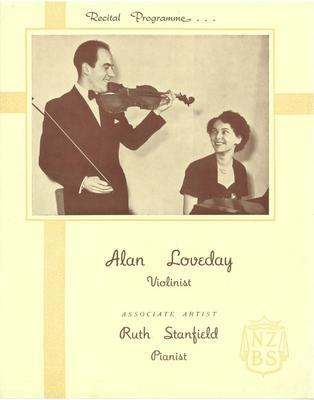 Alan Loveday
