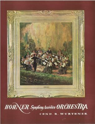 Hohner Symphony Accordion Orchestra