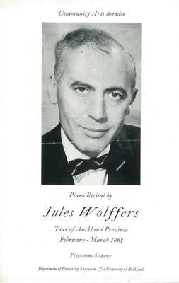 Jules Wolffers