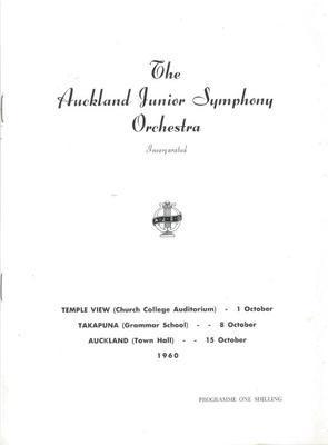Auckland Junior Symphony Orchestra
