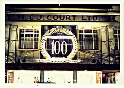 H. & J. Court Ltd. celebrates Hamilton's centennial