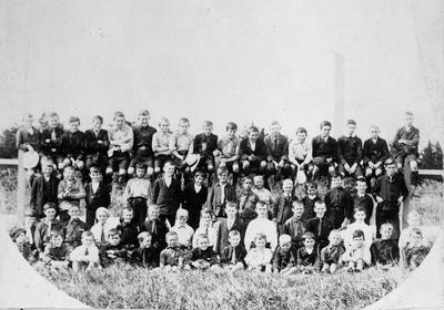 Frankton School boys
