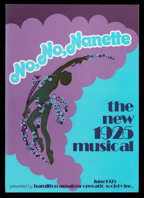 No, No, Nanette. the new 1925 musical