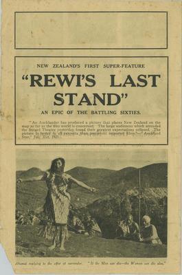 Rewi's Last Stand