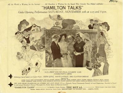Hamilton Talks