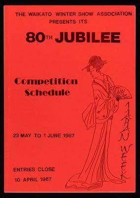 Waikato Winter Show 80th Jubilee