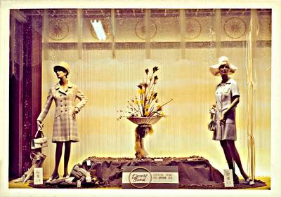 H & J Court Window Display
