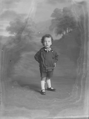 Small boy - Powell