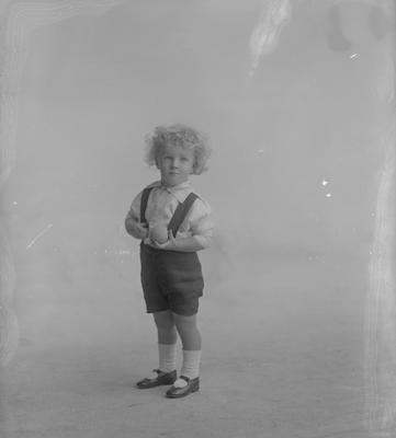 Small boy - Piper