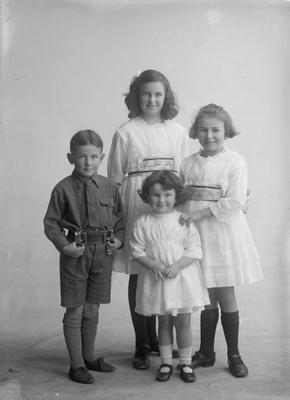 Four children Gilfillan