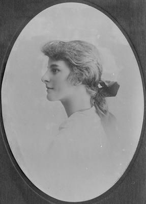 Copy of photo of woman - Goodwin