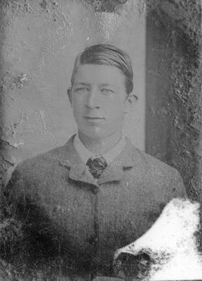 Portrait of man - Johnstone