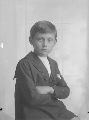 Portrait of boy - Paul