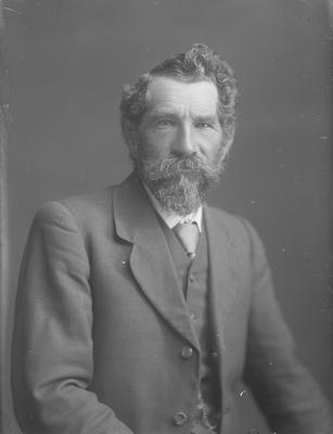 Portrait of man - Robinson