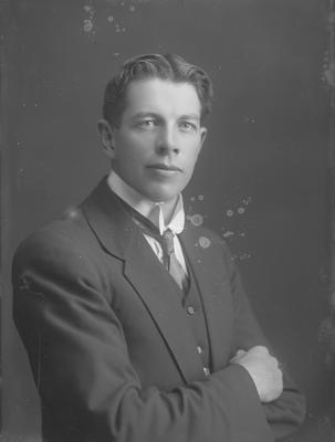 Portrait of a man - Rowe