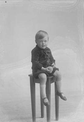 Small boy - Palmer