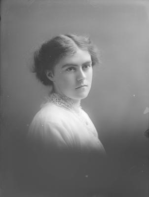 Portrait of young woman - McCaskill