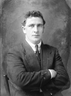 Portrait of man - McCauley