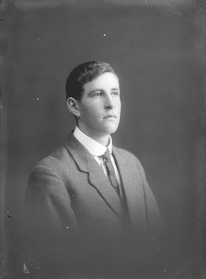 Portrait of a young man - McGregor