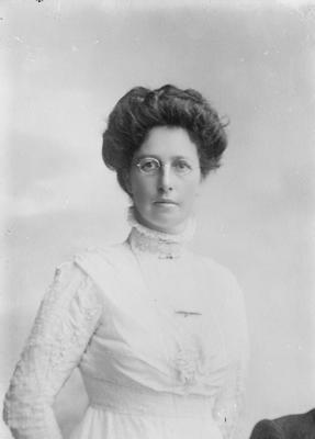 Portrait of a woman - McMicken