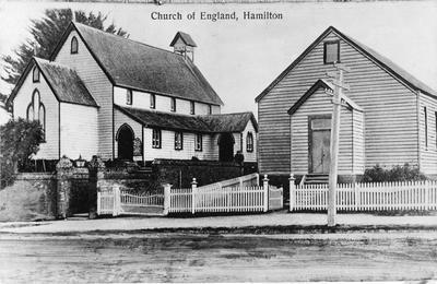 Church of England, Hamilton