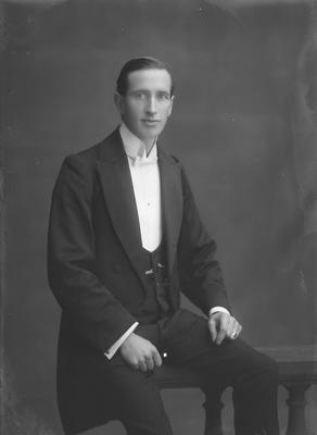 Portrait of man - O'Kane