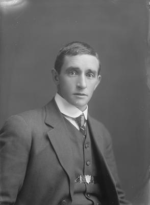 Portrait of man - O'Connor
