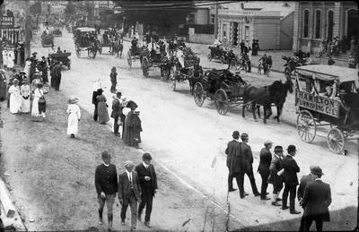 Labour Day parade