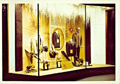 H. & J. Court window display