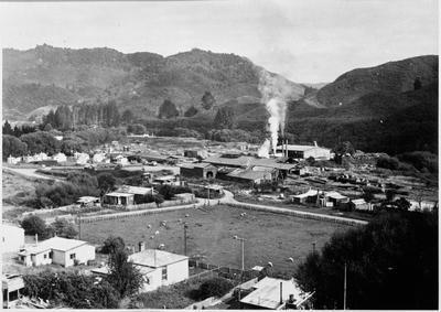 Ongarue - Ellis & Burnand mill
