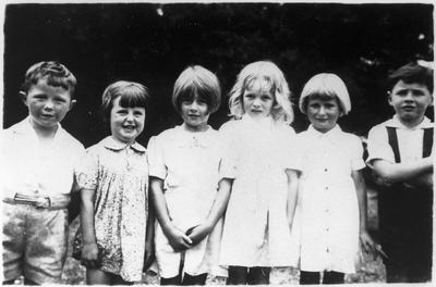 Orini School picnic 1939